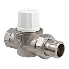 VT.034 Клапан термостатический повышенной пропускной способности прямой 1/2